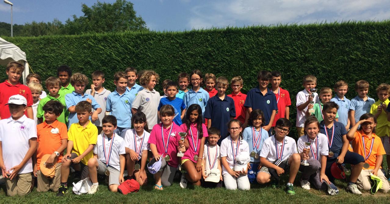 Trophée des Jeunes Golfeurs Occitans