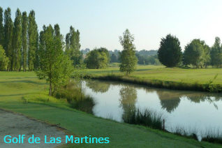 Circuit de Ligue Pitch & Putt - Golf de Las Martines