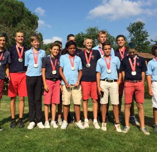 Championnat de France par équipes U16 garçons 1