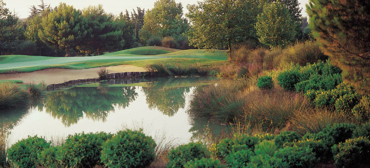CLIPP - Pitch and Putt étape du golf de Massane