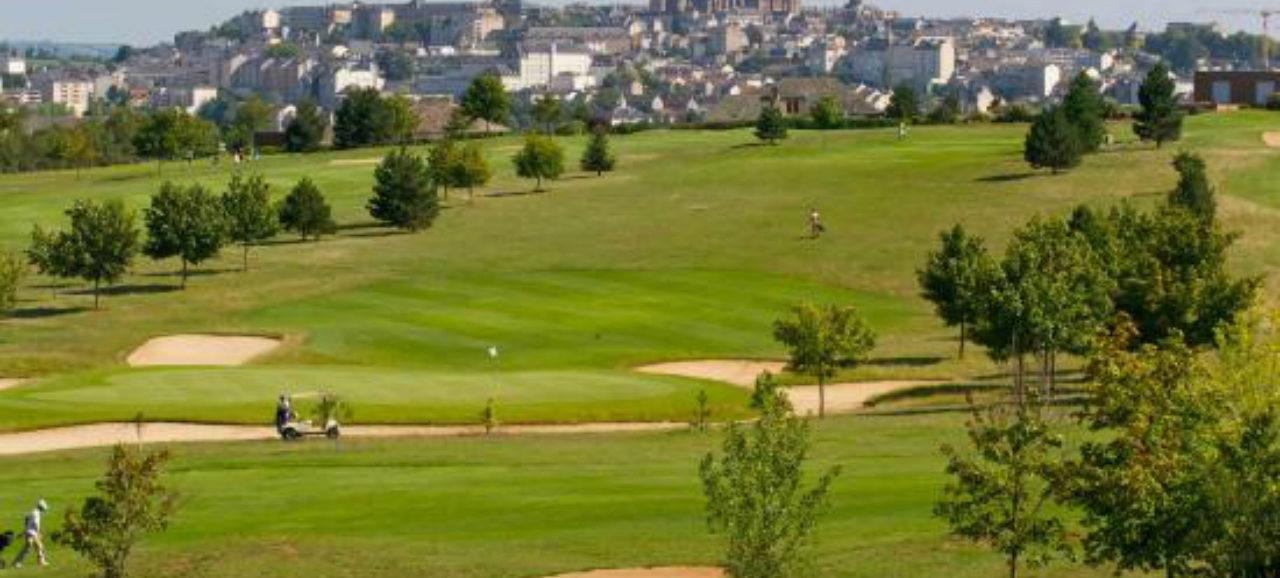 Golf Grand-Rodez - 3eme tour Qualification Coupe de France