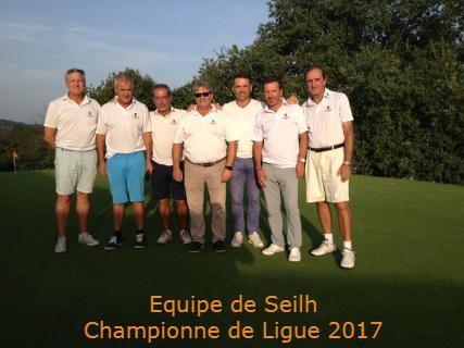 Interclubs de Ligue Seniors Messieurs