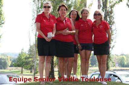 Interclubs de Ligue seniors dames 1