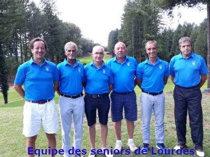 Interclubs de Ligue Seniors Messieurs 2