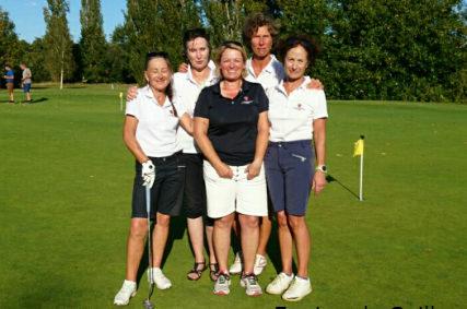 Championnat de France seniors Dames