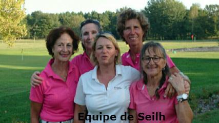 Championnat de France seniors Dames 1