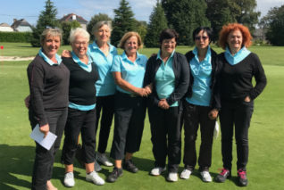 Promotion nationale Seniors dames 1