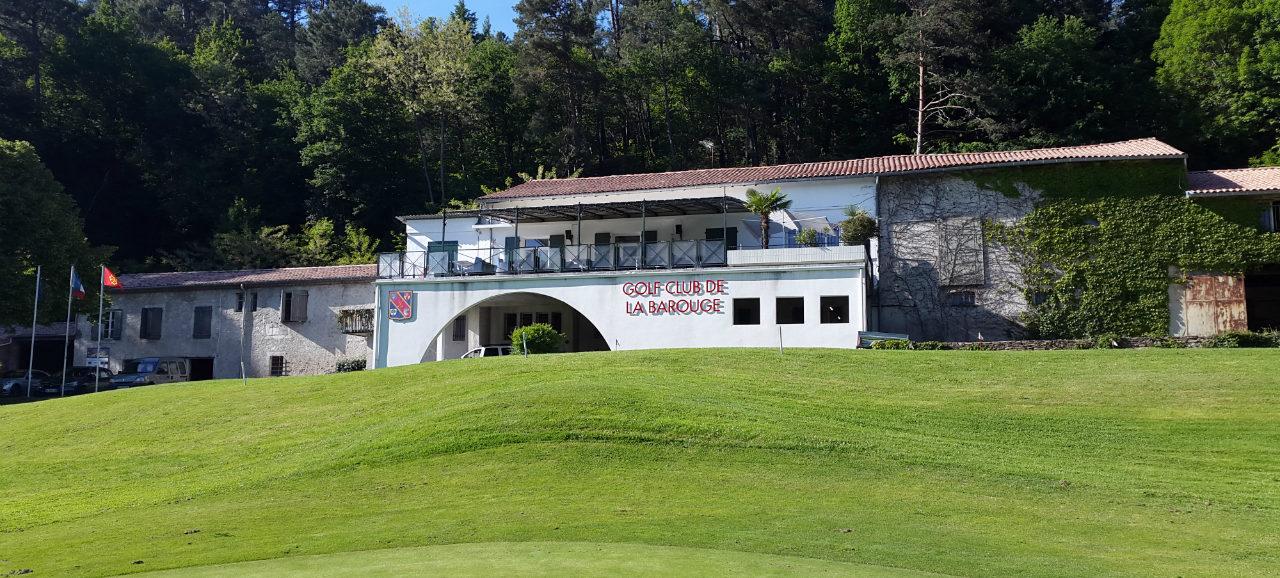 Golf Mazamet La Barouge
