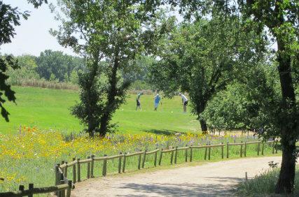 Pitch and Putt Jeunes du golf de La Ramée