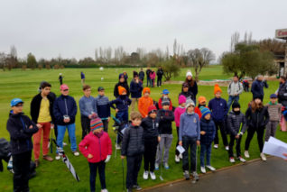 Pitch and Putt Jeunes du golf d'Aiguelèze 1