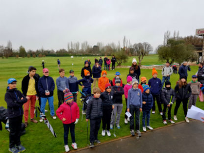 Pitch and Putt Jeunes du golf d'Aiguelèze 1