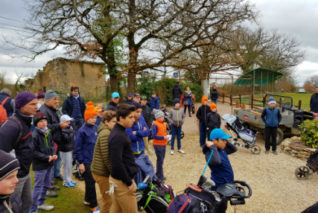 Pitch and Putt Jeune du golf du Totche 1