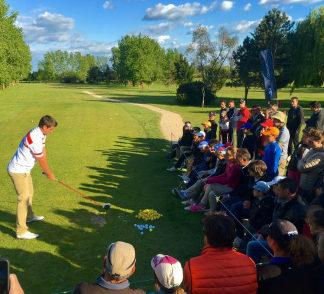 Trophée Jean-Claude BACH du golf-club d'Espalais
