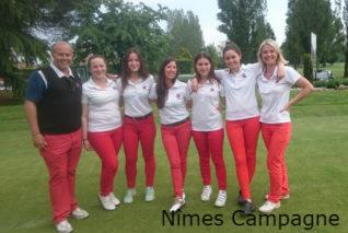 Promotion nationale par équipes dames
