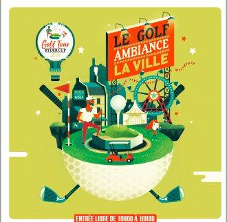 Le Ryder-Cup Golf Tour arrive en Occitanie