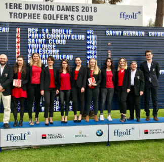 Divisions Nationales Dames 3