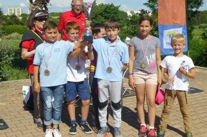 Championnat des écoles de golf de l'Hérault