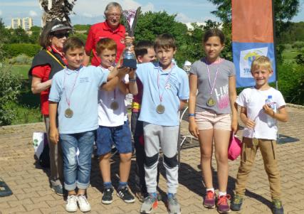 edgcd34championsthomas427 Championnat des écoles de golf de l'Hérault