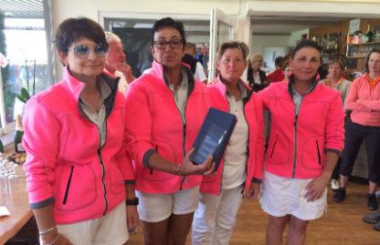 Promotion nationale Mid-Amateur Dames