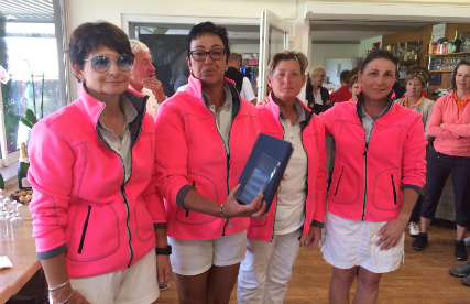 Promotion nationale Mid-Amateur Dames