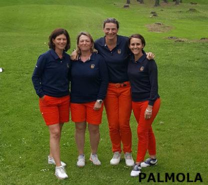 1ère Division de Ligue mid-amateur dames 2