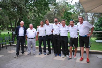 Division de Ligue mid-amateur messieurs