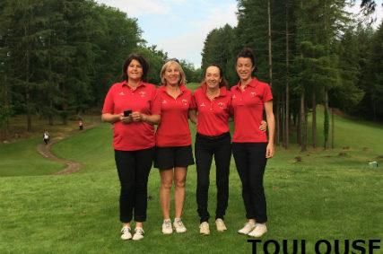 Championnat de France par équipes Mid-Amateur Dames
