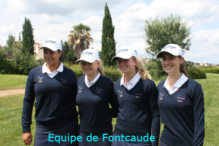 championnats de france de golf par quipes u16 ligue de golf occitanie. Black Bedroom Furniture Sets. Home Design Ideas