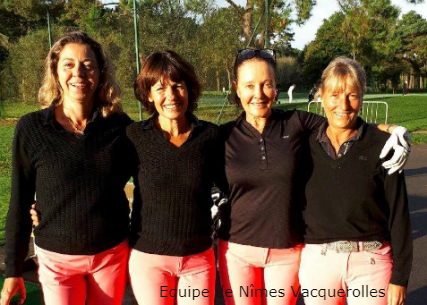 Divisions Nationales Seniors Dames 2018