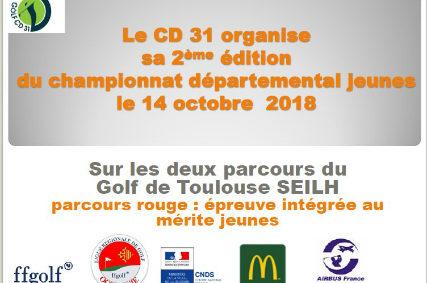 Championnat Départemental de Haute Garonne 2018