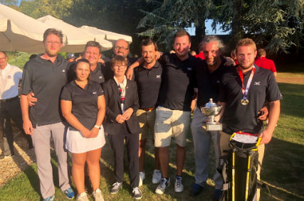 Belle saison pour le golf Entreprise en Occitanie