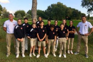 Triangulaire U12 Occitanie – AURA – PACA  2018