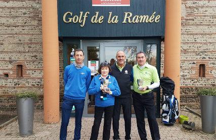 Coupe des Présidents des clubs de golfs d'Occitanie