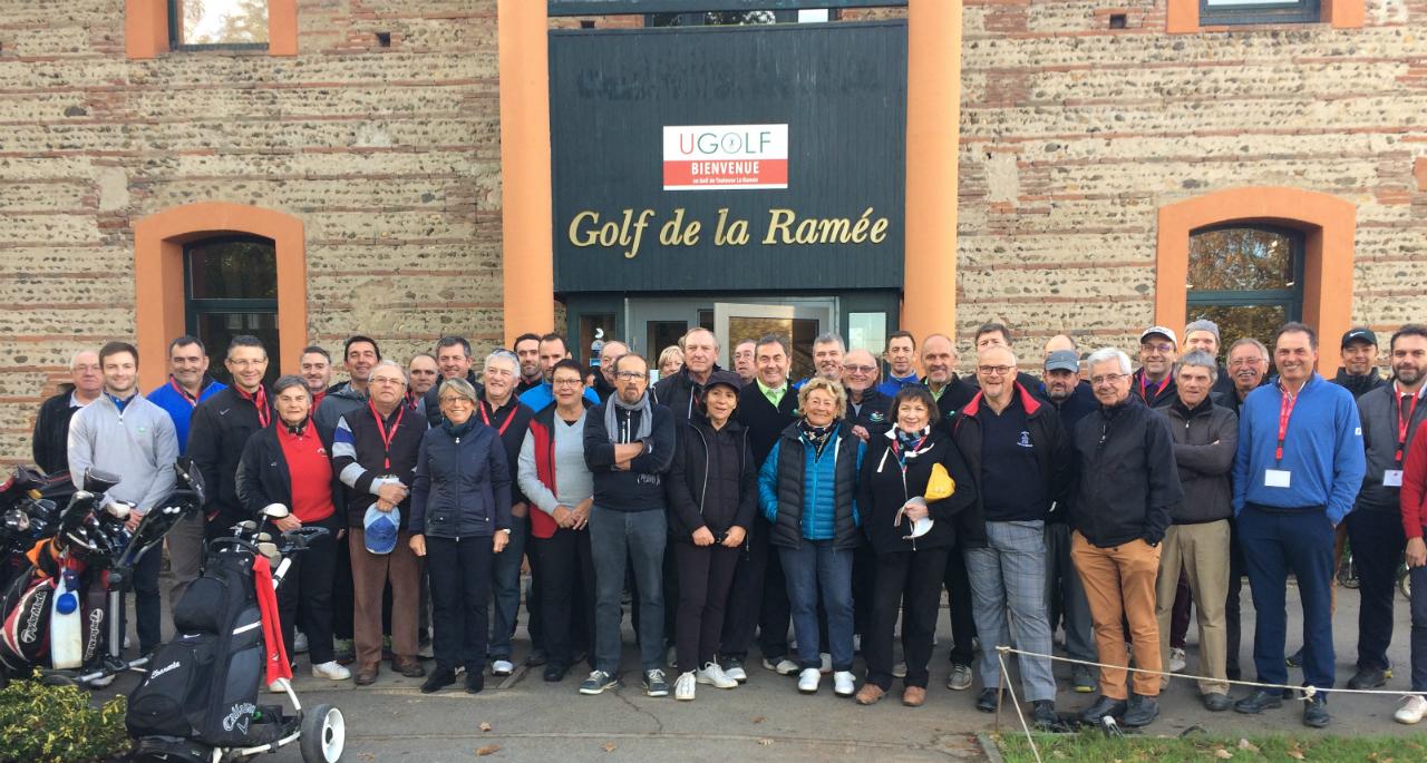 Journée des Trophées du golf 2