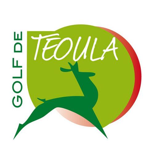 logo golf Téoula
