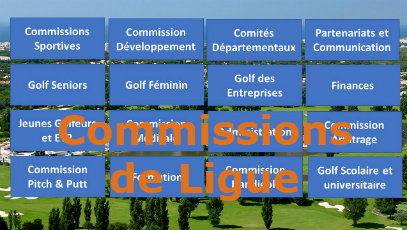 Organisation Ligue de Golf Occitanie 3