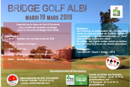 Bridge Golf Albi