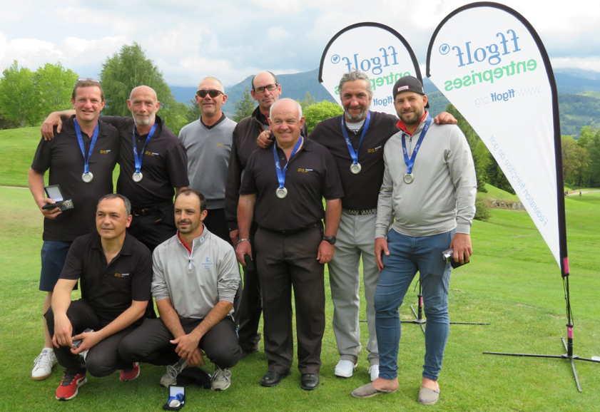 Championnats de France Golf Entreprise 2019