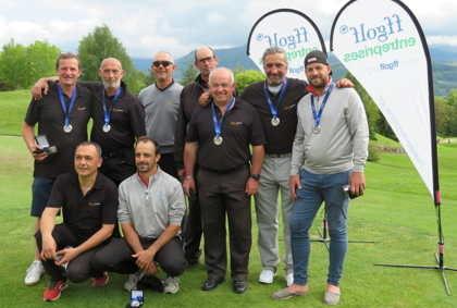 Championnats de France Golf Entreprise 2019 1
