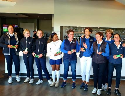 Championnats de France par équipes Dames 5