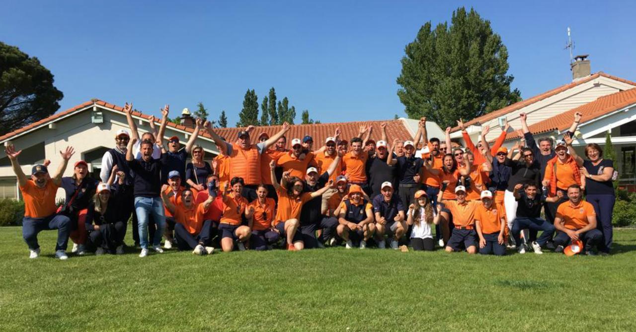 Championnats de France par équipes Messieurs 2