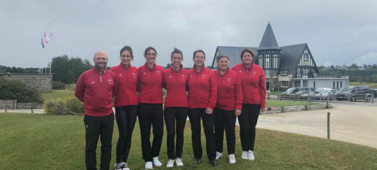 Divisions nationales Mid-amateurs dames 1