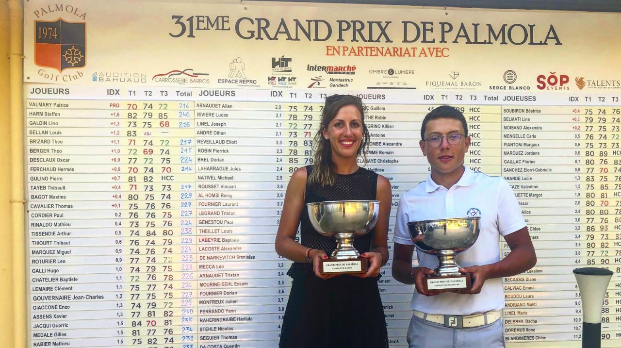 Grand prix du golf de Palmola 1