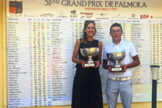 Grand prix du golf de Palmola 2