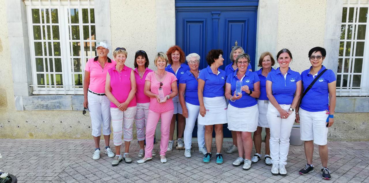 Promotion nationale Mid-Amateur Dames 2
