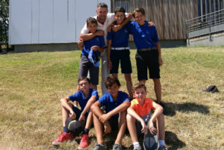 Promotion nationale U16 garçons 5