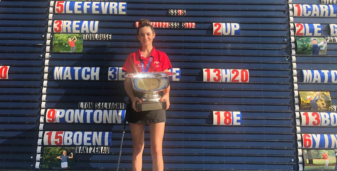 Championnat de France Jeunes 2019 16