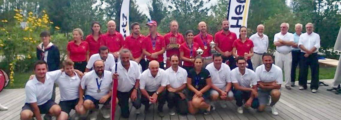 Championnat fédéral du Golf Entreprise - Golf du Gouverneur 1