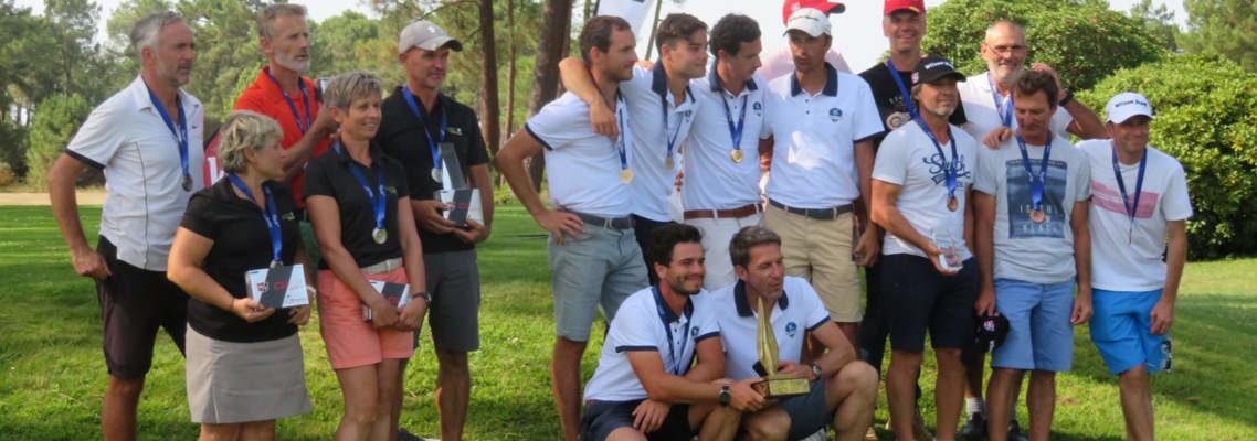 Coupe de France Trophée Raymond Fanen 13 au 15 septembre Gujan-Mestras 1