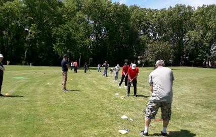Sport Adapté - Journée Régionale Multisports 2